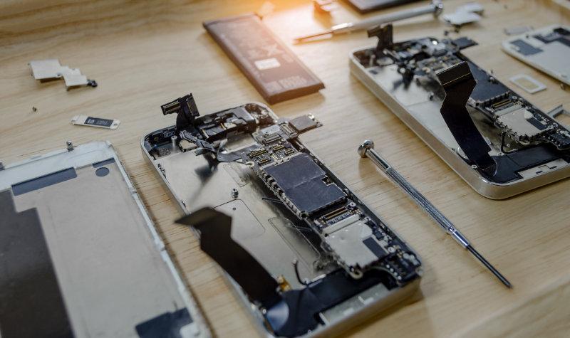 Où faire réparer son téléphone portable ?